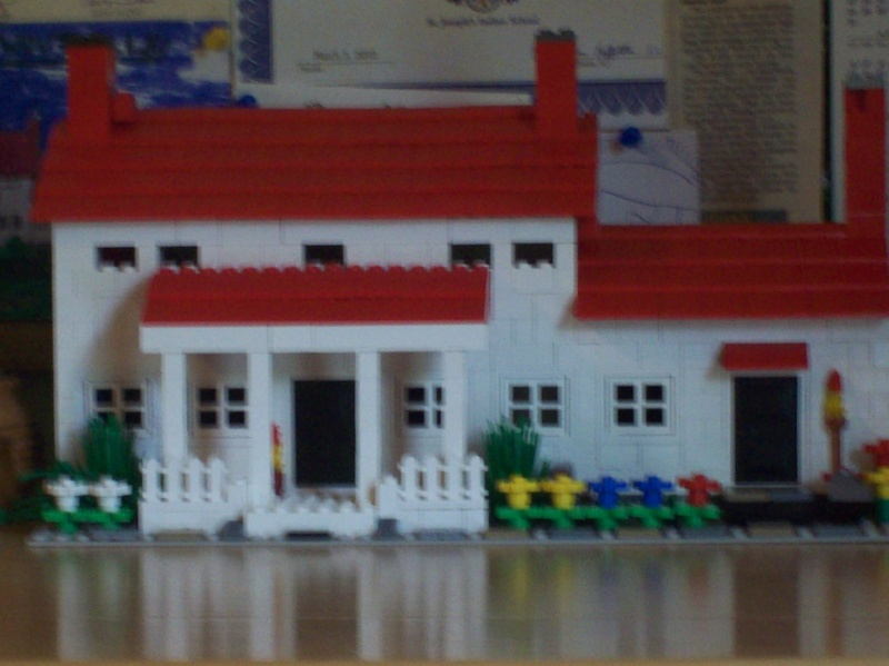 Swartwout Homestead lego